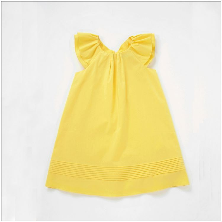 Fashion Summer Dress Kid Boutique Clothing Children Korean Style Clothes