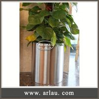 Arlau Modern Huge Planters Natural Materials