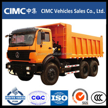 Beiben China Dumper 6*4 8*4 Sand Tipper Truck Dump Truck For Sale