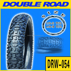 ISO9001: 2008 super high quality off road tires motorcycle 300 - 21