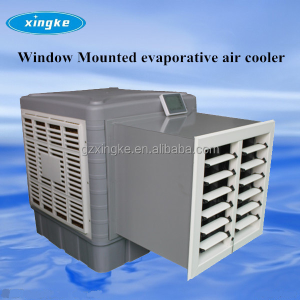 6000m3/h water air conditioner window duct /evaporative air cooler/room appliance swamp cooler