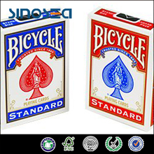 Best printing effect double side coated 280gsm playing card paper /poker card