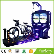 REAL Feel Sport Games 9D VR Bike Racing riding