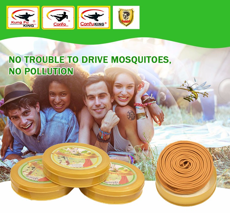 China Manufacture Pest control Incense Coil