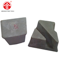 High capacity Polishing Resin abrasives for marble