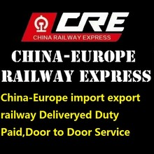 China Railway Express China to Europe freight serivce can ship 3 wheel fat trie electric mobility motorcycle scooter city coco