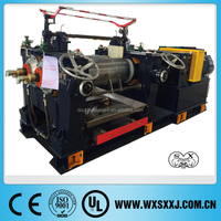 open type xk-200 rubber mixer rubber two roll mill