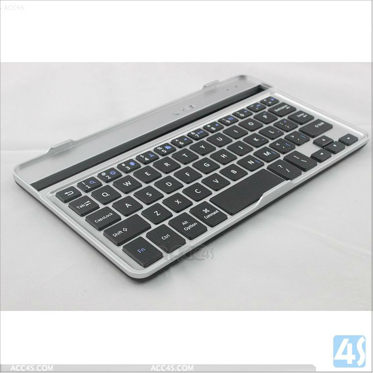 "7"" tablet pc Aluminum alloy wireless Bluetooth Keyboard for Google Nexus 7 2nd"