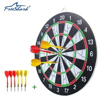 Dart Board Standard Dartboard For Dart Game With 6 Darts