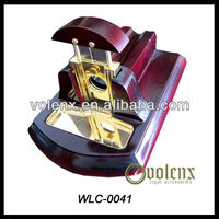 wholesales high quality table top cigar cutter, customized logo