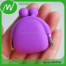 Wholesale Custom Printing Silicone Coin Purses