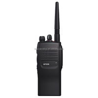 5w handheld radio walkie talkie for motorola GP328 GP-328 handheld radio 136-174/400-470/450-520mhz