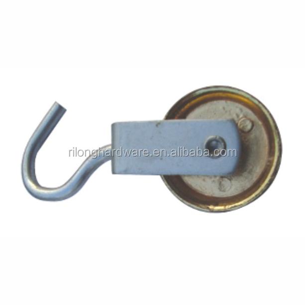 Zinc Alloy Single Pulleys Hardware High