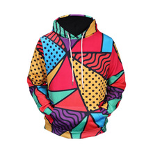 Wholesale 100% polyester sublimation printed hoodies starry alliance custom hoodies