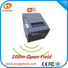 80mm Wireless Thermal Kitchen Printer with alarm