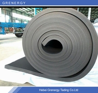 closed-cell thermal insulation material rubber foam sheet