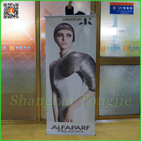 advertising hanging poster printing manufacturer