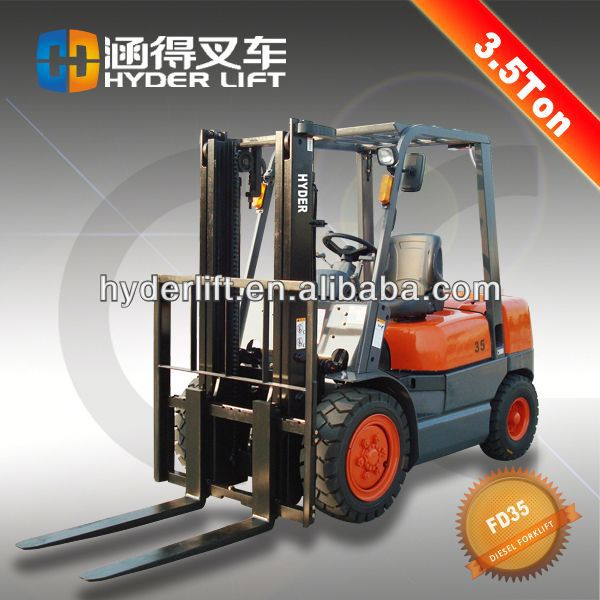 2t to 3.5t second hand forklift trucks in japan