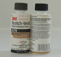 3M AC78 primer Silastic treatment agent