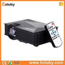 China Quarice UC46 Wifi Mini Projector, Portable LCD LED Mini Projector, Home Cinema Theater Multimedia Projector