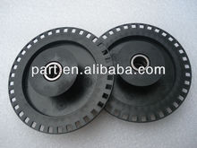 low price! ATM parts 445-0587796 NCR Pulley,42T/18T 4450587796