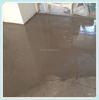 Concrete floor leveling cement and artesian cement off the shelf