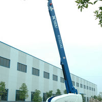 Telescopic Boom Lift Self Propelled Aerial