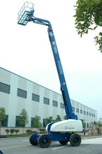 telescopic boom lift,self-propelled aerial work platform,work platform