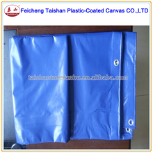 China PVC cloth tarpaulin truck cover and waterproof awning cover