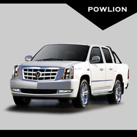 Powlion P60 4x4 Double Cabin Gasoline pickup for sale