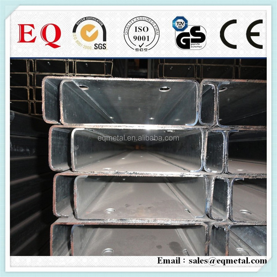 pvc channel wholesale c channel astm a36 steel c channel purlin