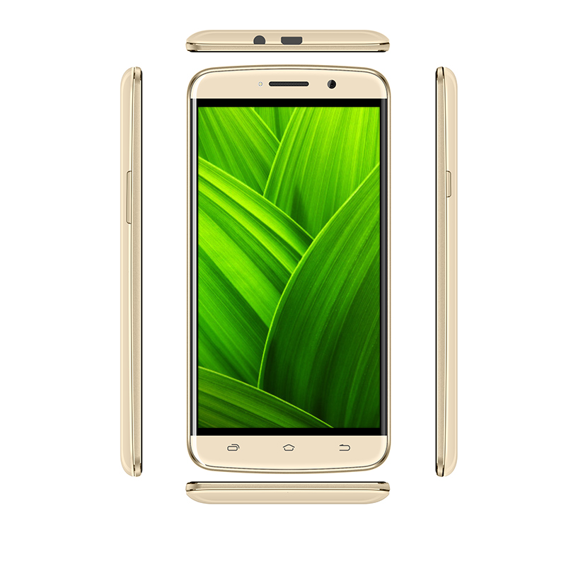 smartphone 5.5inch MTK6580 quad core mobile phone android