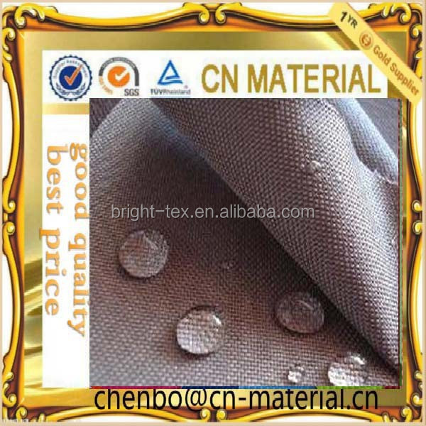600D NYLON POLY CORDURA OXFORD FABRIC for workwear reinforcements