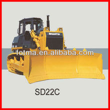 Chinese shantui bulldozer video