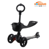 Wholesale three wheels baby push scooter