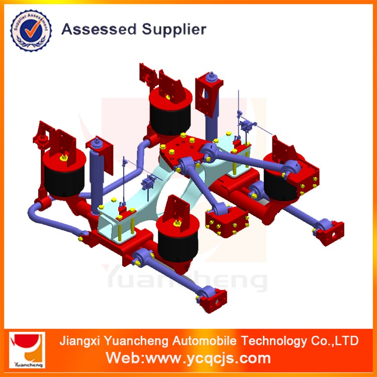 Trailer Suspension Parts Bus Air Suspension Systems