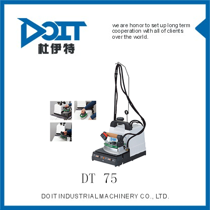 High efficiency electric steam boiler with steam iron DT-75