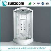 SUNZOOM shower cubicle,enclosed shower cubicles,hotel shower cubicles