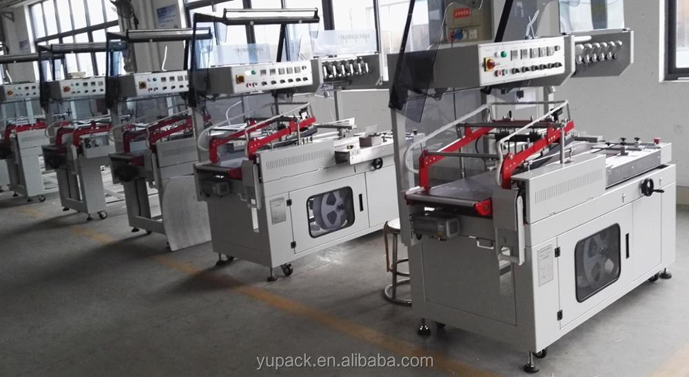 One step Shrink Wrapping Machine