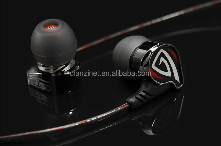 in-ear stereo earphone KC06A at manufactory price
