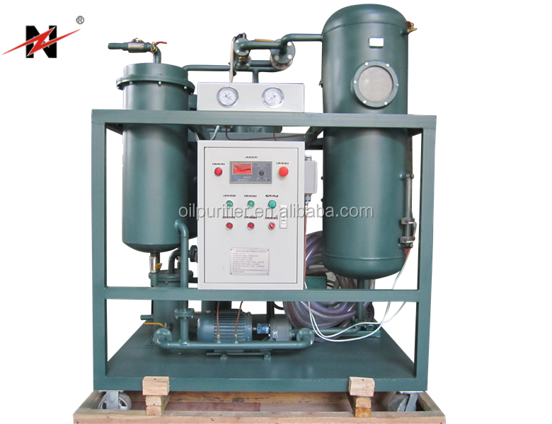 TY Turbine Oil Purifier System | Turbine Oil filtration Equipment | Turbine Lube Oil filtering