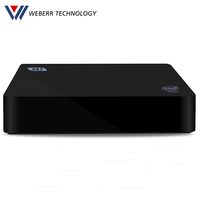 Hot Z83 V Mini PC Windows10 activited computer TV Box x5-Z8350 chip dual band wifi 1000 LAN with VESA mounting Bracket x5-