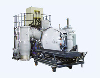 JK oil diffusion pump system used in chemistry and electric field with high pumping speed