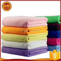 Alibaba China Manufacturer 100% Terry Microfiber Large Mans Bath Towel