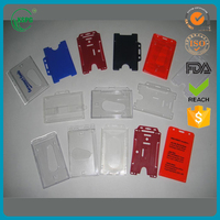 Plastic card protector with trade assurance supplier