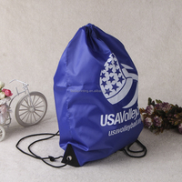 cute gift bags small string bag cheap laundry polyester bag