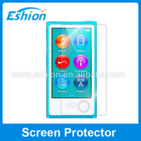 Clear Screen Protector For iPod Nano 7 Wholesale Price OEM
