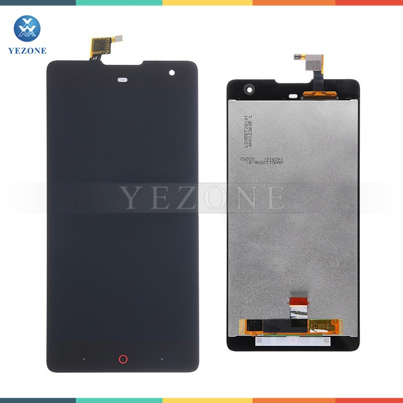 Replacement Part for ZTE Nubia Z7 Max NX505J LCD Display Screen Touch Digitizer Assembly