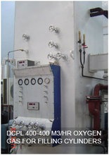Low Power Consumption Natural Air Separation Unit to Separate Oxygen & Nitrogen via Atmospheric Air
