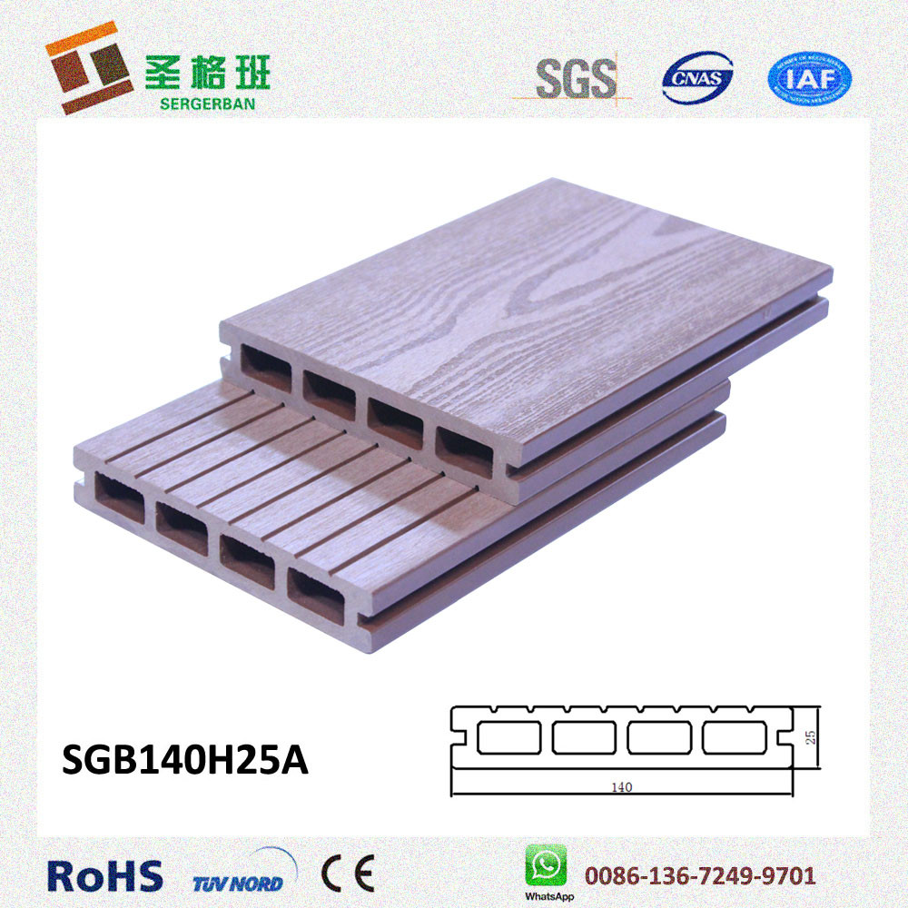 Fireproof timber composite flooring wpc wood decking plastic lumber board buy timber composite - Suitable materials for decking ...